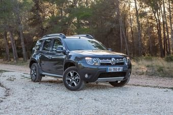 Renault показала обновленный Duster