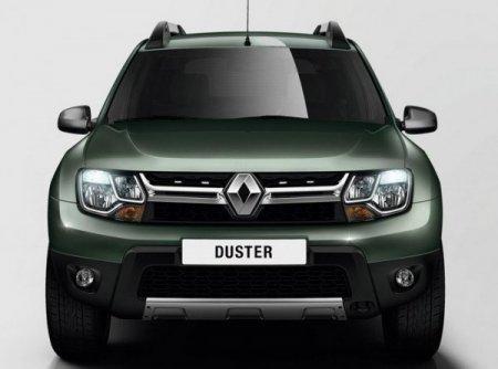 Renault duster в Томске