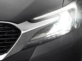 Появились первые изображения «премиального» седана Citroen
