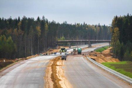 Трасса Москва — Санкт-Петербург, или Когда в России будут хорошие дороги