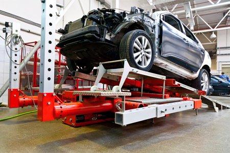 Исправление геометрии кузова для безопасности на дороге