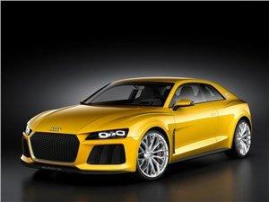 Концепт Audi Sport Quattro -