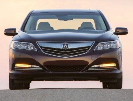 Тест Acura mdx 2014