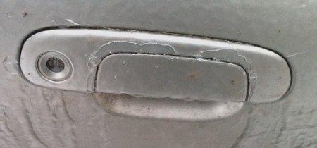 Пимерзают двери на форде