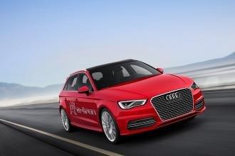 В Audi A3 будет встроен высокоскоростной 4G-интернет